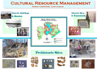 Cultural Resource Managment Poster