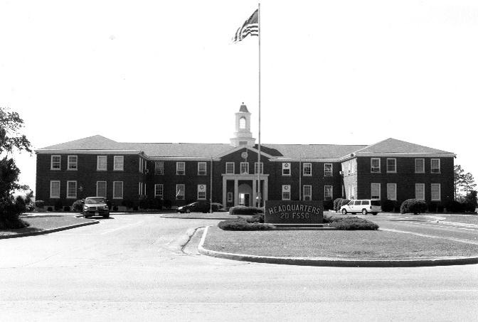 Division 2 Building Headquarters