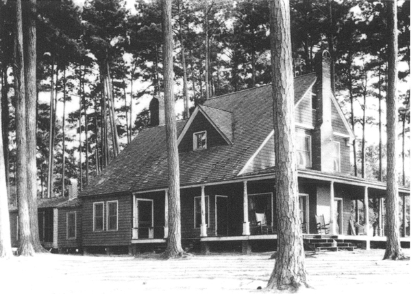 Henry Weils lodge