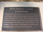 First Onslow County Courthouse