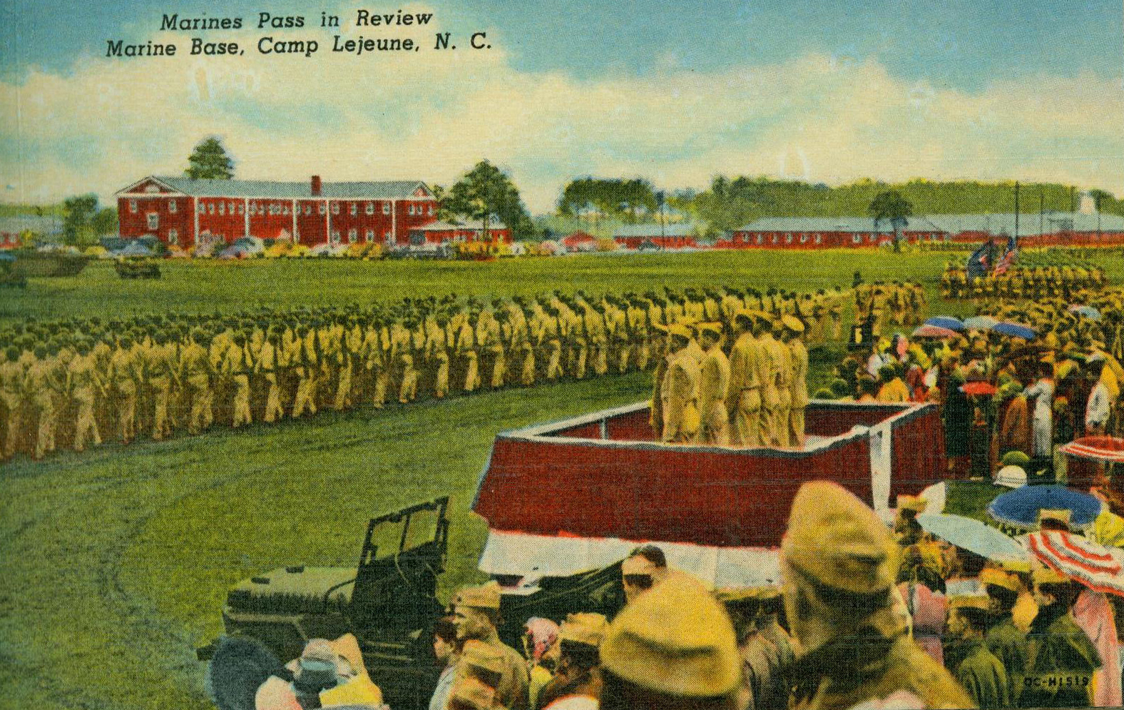 W.P.T. Hill Field Parade Grounds